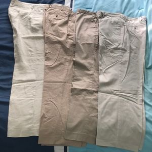 Other - Casual khaki dress slacks (4)
